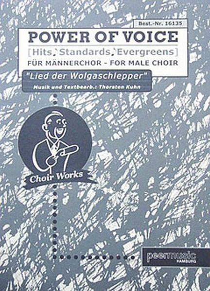 Lied der Wolgaschlepper - Coverbild
