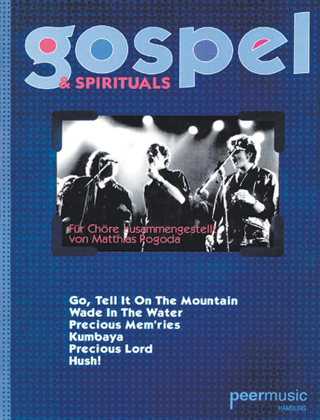 Gospel & Spirituals Vol. 1 - Coverbild