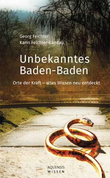 Unbekanntes Baden-Baden - Coverbild
