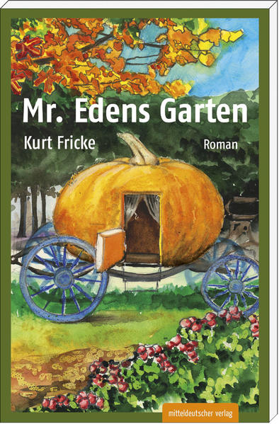 Mr. Edens Garten - Coverbild