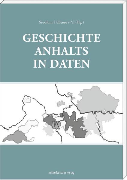 Geschichte Anhalts in Daten - Coverbild
