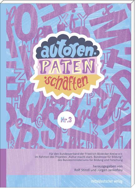 Autorenpatenschaften Nr. 3 - Coverbild