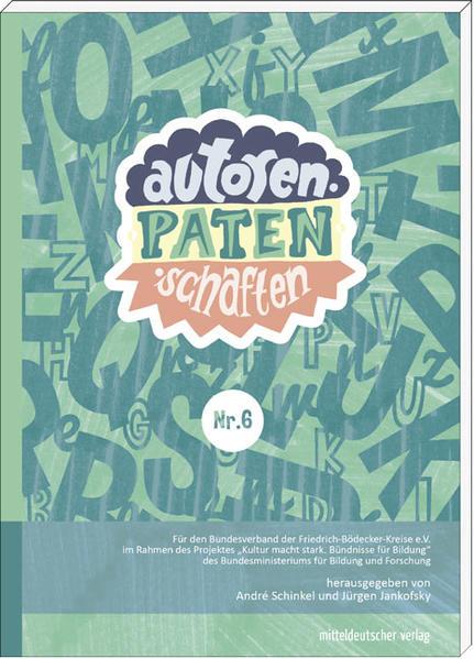 Autorenpatenschaften Nr. 6 - Coverbild