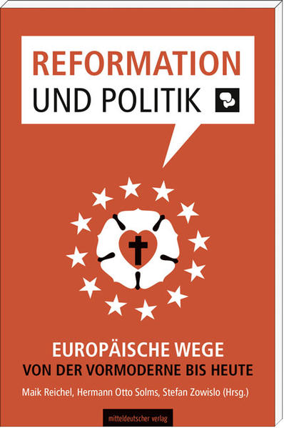 Reformation und Politik - Coverbild