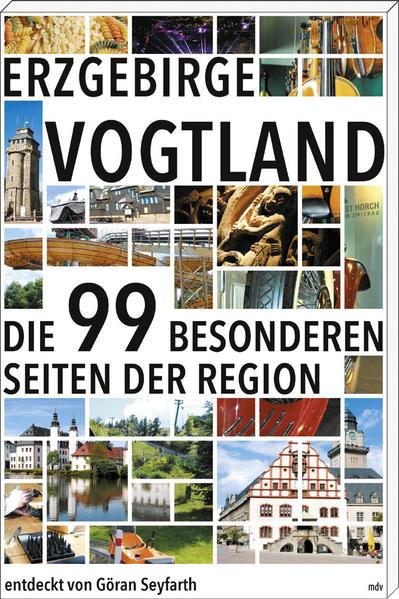 Erzgebirge/Vogtland - Coverbild