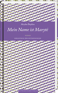 Mein Name ist Marytė Cover