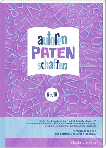 Autorenpatenschaften Nr. 19 - Coverbild