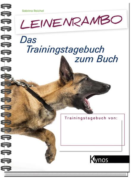 Leinenrambo, Das Trainingstagebuch - Coverbild