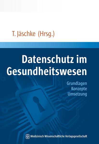 Datenschutz im Gesundheitswesen - Coverbild