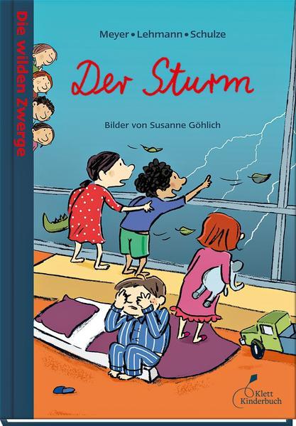 Die wilden Zwerge - Der Sturm - Coverbild