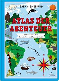 Atlas der Abenteuer Cover