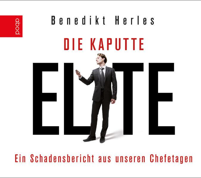 Die kaputte Elite - Coverbild