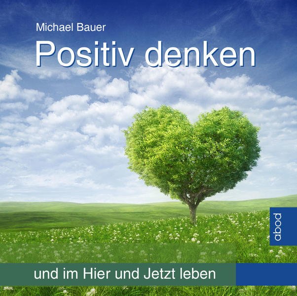 Positiv denken - Coverbild