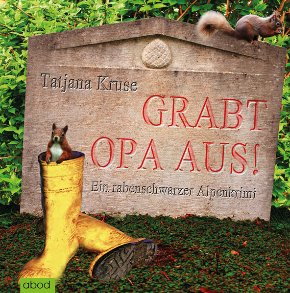 Grabt Opa aus! - Coverbild