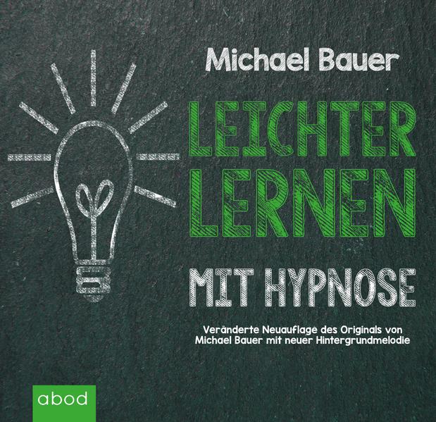 Leichter Lernen mit Hypnose - Coverbild