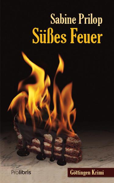 Süßes Feuer - Coverbild