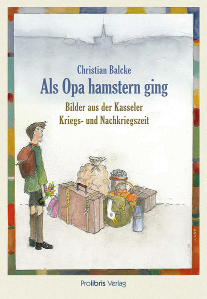 Als Opa hamstern ging - Coverbild