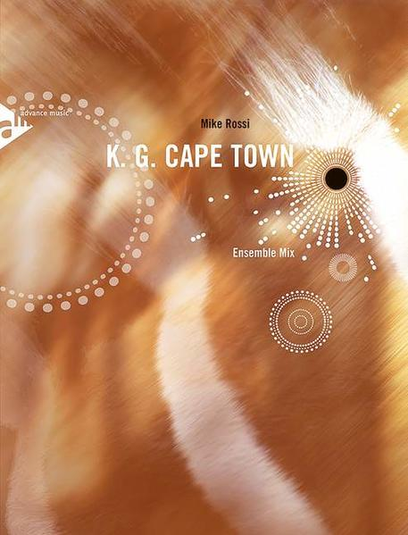 K. G. Cape Town - Coverbild