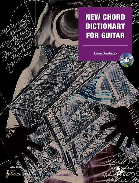 New Chord Dictionary for Guitar PDF Herunterladen
