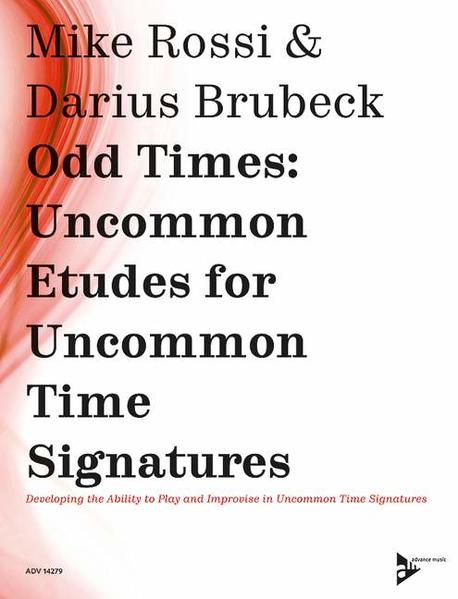 Odd Times: Uncommon Etudes for Uncommon Time Signatures - Coverbild