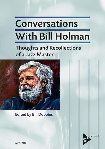 Conversations with Bill Holman - Coverbild