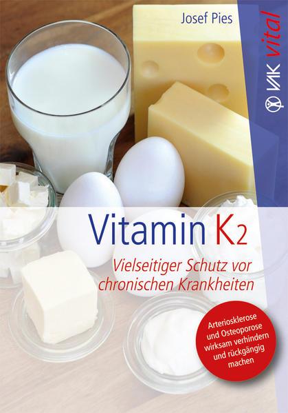 Vitamin K2 - Coverbild