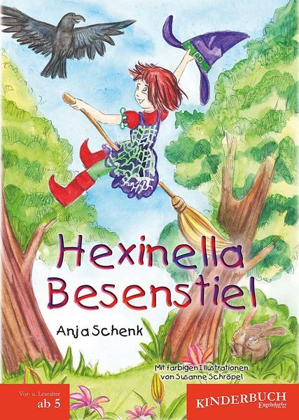 Hexinella Besenstiel - Coverbild