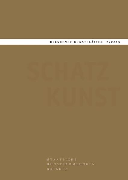 Dresdener Kunstblätter - Coverbild