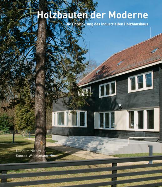Holzbauten der Moderne - Coverbild