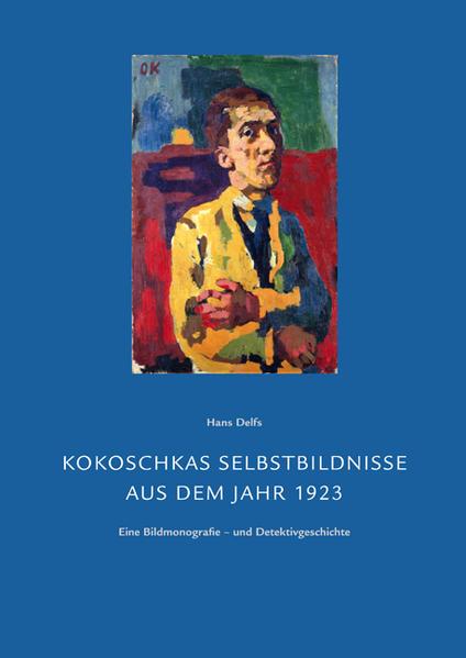 Kokoschkas Selbstbildnisse aus dem Jahr 1923 - Coverbild