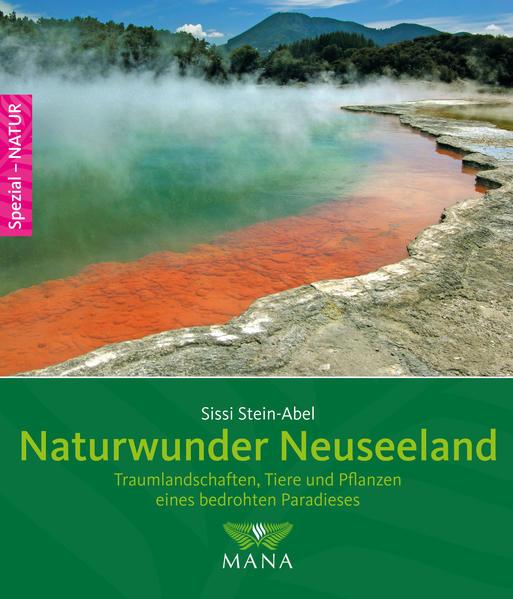 Naturwunder Neuseeland - Coverbild