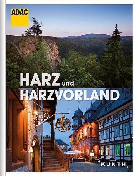 Harz und Harzvorland - Coverbild