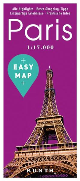 Kostenlose PDF EASY MAP Europa PARIS