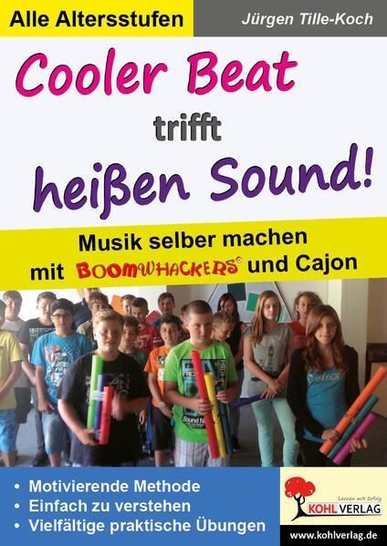 Cooler Beat trifft heißen Sound! - Coverbild