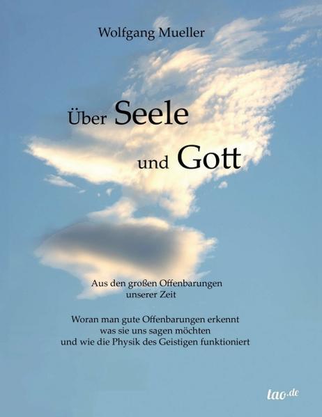 Über Seele und Gott - Coverbild