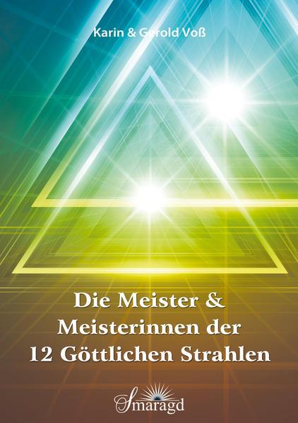 Die Meister und Meisterinnen der 12 göttlichen Strahlen - Coverbild