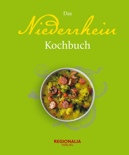 Das Niederrhein Kochbuch - Coverbild