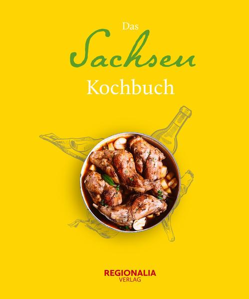 Das Sachsen Kochbuch - Coverbild