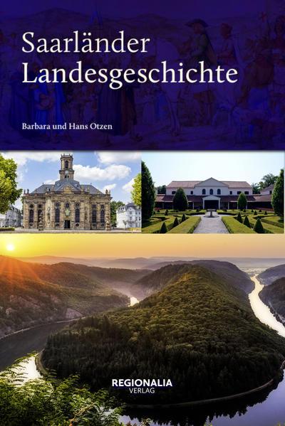 Saarländer Landesgeschichte - Coverbild