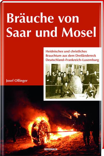 Bräuche von Saar und Mosel - Coverbild