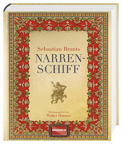 Sebastian Brants Narrenschiff - Coverbild