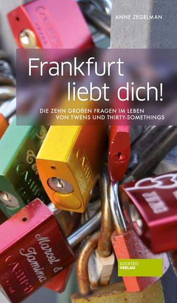 Frankfurt liebt dich! - Coverbild