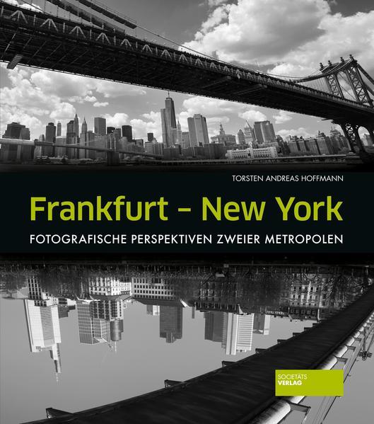 Frankfurt – New York - Coverbild