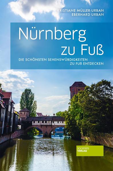 Nürnberg zu Fuß - Coverbild