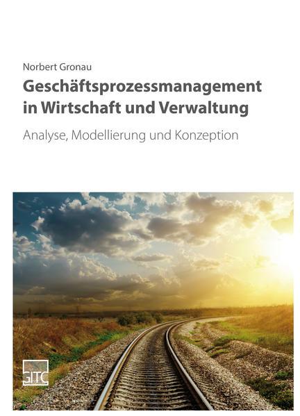 Geschäftsprozessmanagement in Wirtschaft und Verwaltung - Coverbild