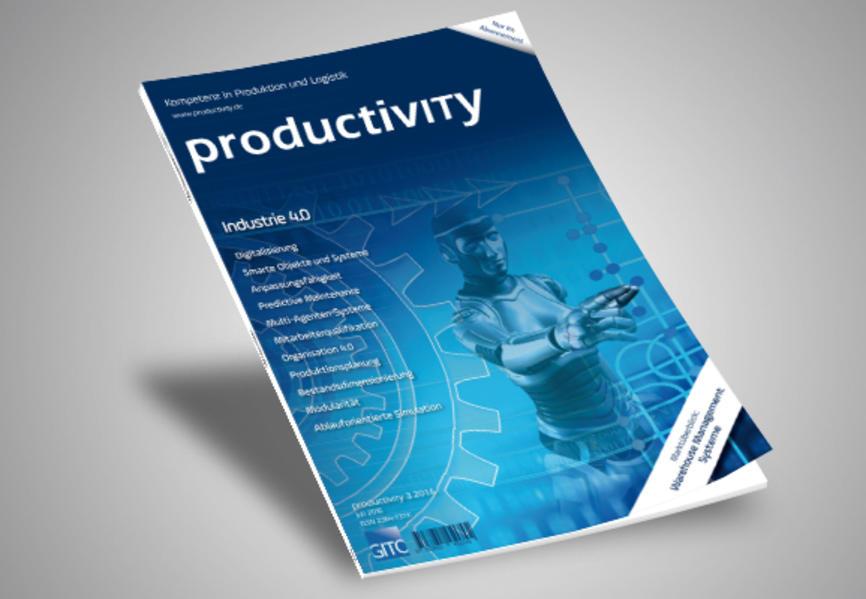 productivITy 3/2016 - Coverbild