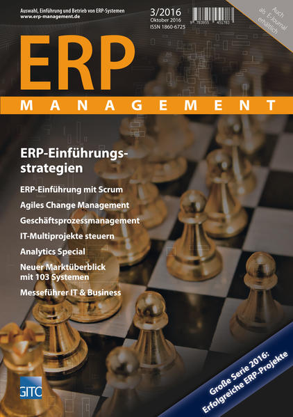 ERP Management 3/2016 - Coverbild