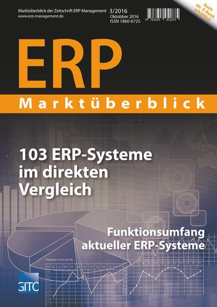 ERP Marktüberblick 3/2016 - Coverbild