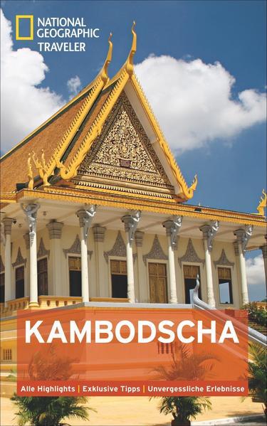 National Geographic Traveler Kambodscha - Coverbild