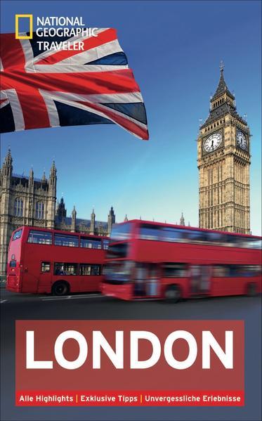 National Geographic Traveler London - Coverbild